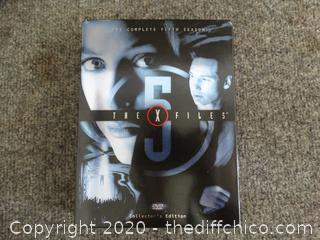 X-Files 5th Season