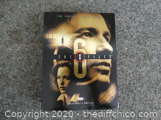 X-Files 6th Season