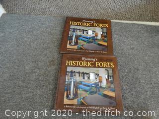 Historic Forts Books
