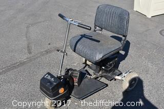 Working Lark Scooter