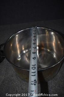 2 Dansk Pots w/ 1 Lid