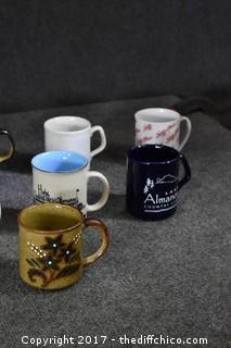 17 Coffee Mugs