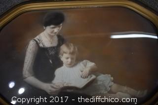 Vintage Frame & Photo