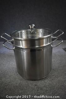 Pots - 4 Pieces