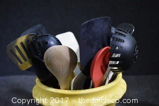 Kitchen Utensils & More