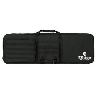 Elkton Outdoors Gun Case - Black