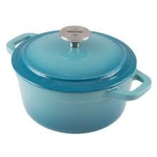 Zelancio 3 Quart Dutch Oven - Teal
