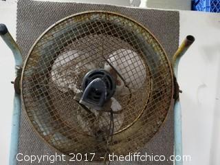 Shop Fan ( Not Working)