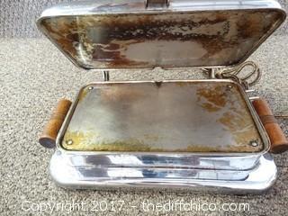 Vintage Sandwich Maker