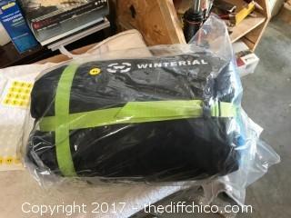 Winterial 20-60 Degree Sleeping Bag