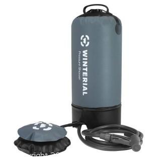 Winterial Camping Pressure Shower - 11L Capacity