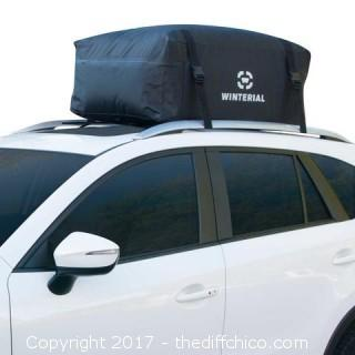 Winterial Universal Fit Rooftop Cargo Bag