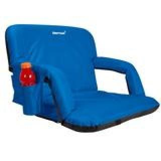 "Driftsun 25"" Reclining Stadium Chair - Blue"