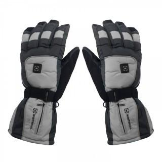 Winterial Heated Rechargable Gloves - Grey