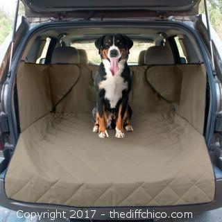Frontpet SUV Cargo Liner - Tan