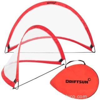 Driftsun Pop-Up Soccer Goal Set - Youth Size