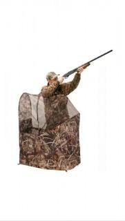 Qty 2 - Elkton Portable Duck Blinds and Chair