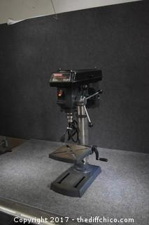 Working Craftsman 1/2hp 10in Drill Press - 28in tall