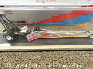 Miller Racing Larry Dixon Diecast Dragster Car NIB