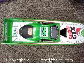 John Force 2000 Diecast Race Car NIB