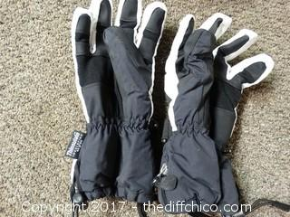 Snow Boots and Gloves