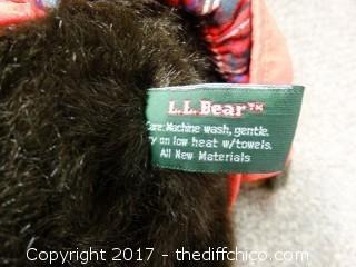L.L Bean Bear