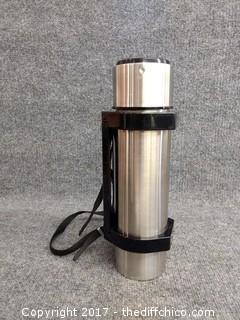 Gott Stainless Steel Vacuum Bottle - 1 Quart