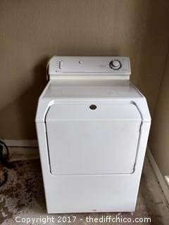 Maytag Atlantis Dryer - Oversize Capacity Plus Heavy Duty - Consignor Reports Works Great