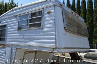 Lien Sale-1967 Ford 250 Truck & Trailer
