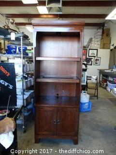 Entertainment Cabinet (See Pictures)