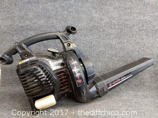 Craftsman 29 cc - 4 Cycle Blower - Working