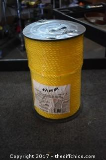 Roll of Rope - 600 Feet x 1/4 inch