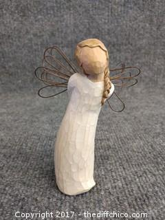 "Willow Tree ""Thank you"" Figurine"