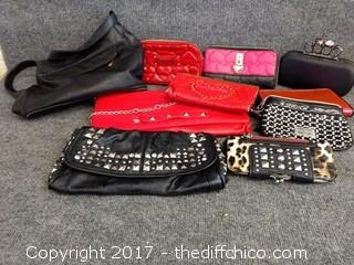 Purse/Wallet Lot
