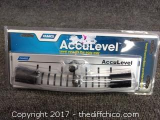 Acculevel RV Level - NEW