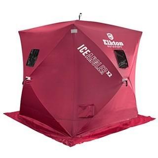 Elkton Outdoors Ice Fishing Tent (#0003)
