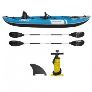 Driftsun Voyager 2 Person Inflatable Kayak (#0008)