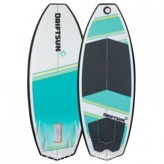 "Driftsun Throwdown Wakesurf Board - 4' 8"" (#0012)"