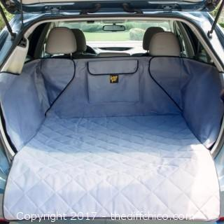 FrontPet SUV Pet Cargo Liner with Quilted Top And Slip Resistant Bottom  (#0016)