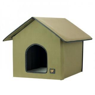 FrontPet Indoor/Outdoor Heated Cat House (#0017)