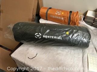 WINTERIAL SELF INFLATING SLEEPING PAD (#0023)