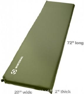 WINTERIAL SELF INFLATING SLEEPING PAD (#0023)