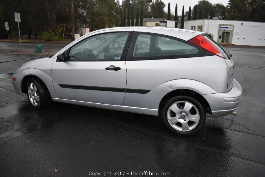 The Difference Auction 2003 Ford Focus Zx3 Hatchback Item 2003