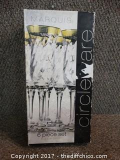 Circle Ware Glasses