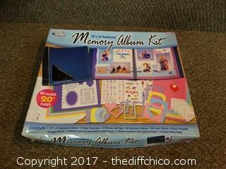 Memory Album Kit