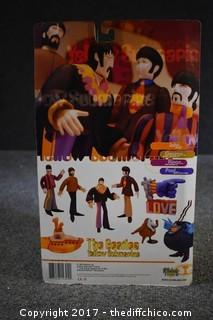 "1999 Beatles Yellow Submarine ""Ringo"" Collectible"
