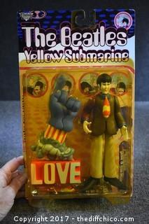 "1999 Beatles Yellow Submarine ""Paul"" Collectible"