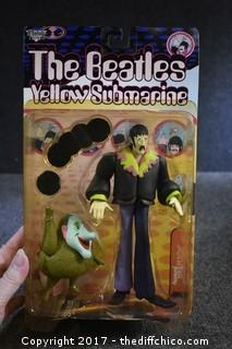 "1999 Beatles Yellow Submarine ""John"" Collectible"