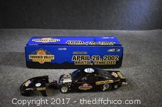 Nascar Mac Tools Collectible Car