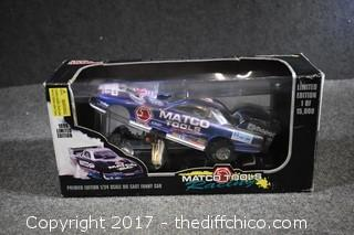 Nascar Matco Tools Collectible Car